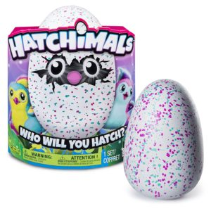 hatching toy